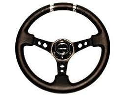 NRG Innovations ST-016R-SL Sport Steering Wheel