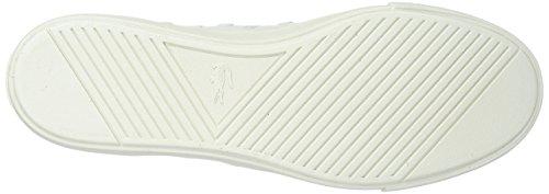 Lacoste Mens Rene 117 1 Cam Espadrille Blanc