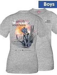 5944ec52c Simply Southern Beach LAB Youth, Medium