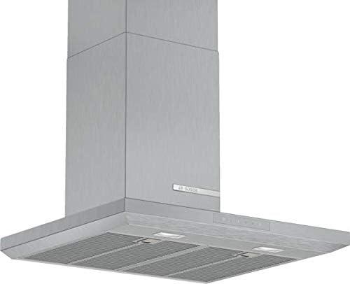 Bosch Serie 6 DWB67LM50 - Campana (270 m³/h, Canalizado/Recirculación, A, A, B, 61 dB): Amazon.es: Hogar