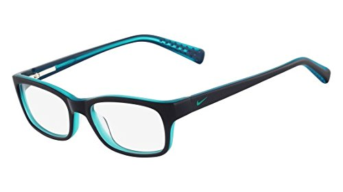 Eyeglasses NIKE 5513 485 NAVY/HYPER JADE (5513 Glasses)