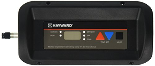 Hayward FDXLBKP1930 Bezel and Keypad Assembly Replacement Kit for Hayward Universal H-Series Low Nox Pool Heater Hayward Series