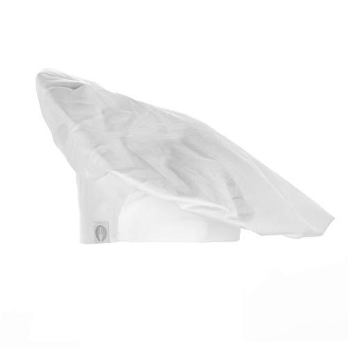 Healthy Halloween Pizza (Chef Works Unisex Chef Hat, White One)