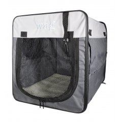 102 x 71 x 79cm Henry Wag Folding Fabric Travel Crate