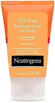 Exfoliante Facial Neutrogena Oil Free Sin Aceite 124 ml
