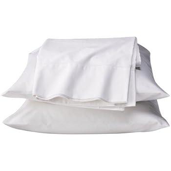 Fieldcrest Luxury Egyptian Cotton 600 Thread Count Full Sheet Set