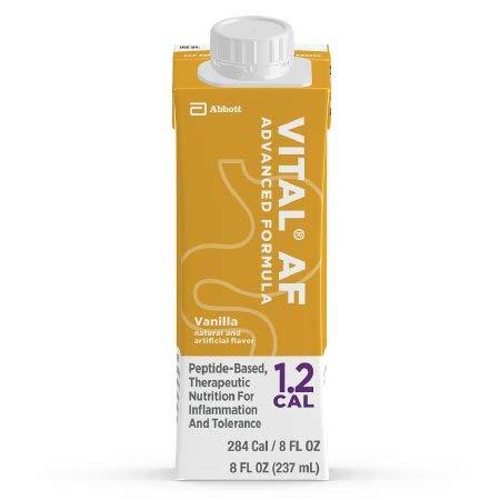 5256542CA - Vital Af 1.2 Cal, 8 oz. Vanilla, Ready To Drink