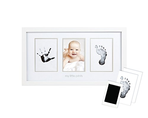 pearhead-babyprints-newborn-baby-handprint-and-footprint-photo-frame-kit-with-an-included-clean-touc