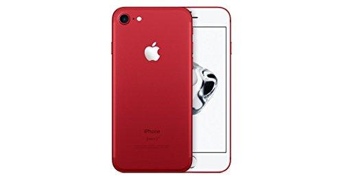 Apple iPhone 7 - 256GB - GSM Unlocked - Red (Renewed)