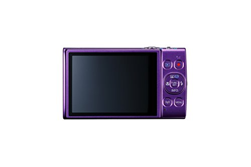 Canon PowerShot ELPH 360 Digital Camera w/ 12x Optical Zoom and Image Stabilization - Wi-Fi & NFC Enabled (Purple) by Canon (Image #3)