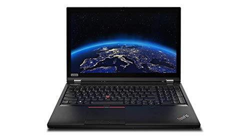 "Lenovo_ThinkPad_P53 Mobile Workstation Laptop (Intel i7-9750H, 32GB RAM, 1TB NVMe SSD + 1TB HDD, NVIDIA Quadro T1000 4GB, 15.6"" FHD, Windows 10 Pro) Professional Business Notebook Computer"