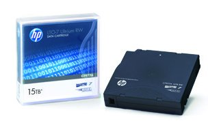 Hp C7977A LTO 7 Ultrium (15 TB) RW Data Cartridge by HP