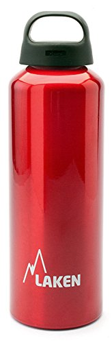 Laken Classic Water Bottle .75 Liter,Red