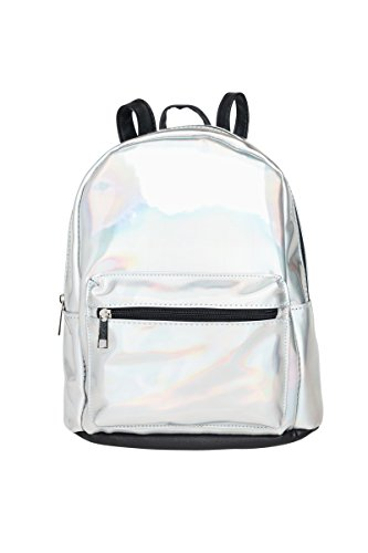 Ardene backpack Chrome Silver backpack Women's Ardene Ardene Silver Chrome Women's rwrHfqU