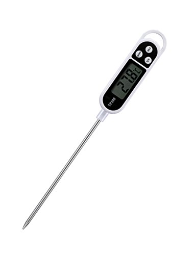 Alaska2You Thermometer Digital Cooking White