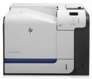 2LC7822 - HP LaserJet M551DN Laser Printer - Color - 1200 x 1200 dpi Print - Plain Paper Print - Desktop by HP