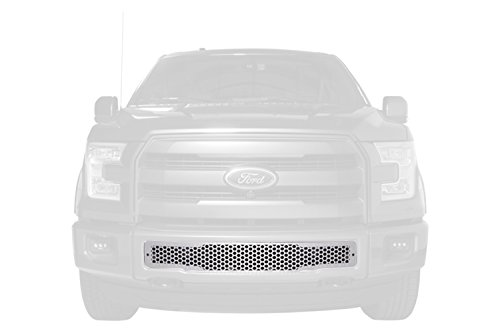 Putco 85160 Stainless Steel Punch Design Bumper Grille For Ford F150