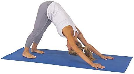 Sunny Health & Fitness Non-Slip Yoga Mat - Size 68 in x 24 in