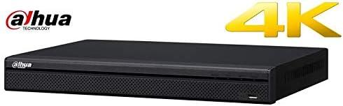 /8P de 4ks2/8/Channel 1U 8poe 4/K /& H.265/Lite Network Video Recorde dahua nvr4208/