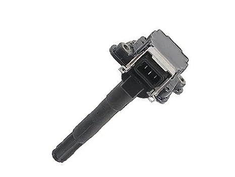 Audi (97 - 99) Bobina de encendido + conector de bujía (x1) OEM Beru: Amazon.es: Coche y moto