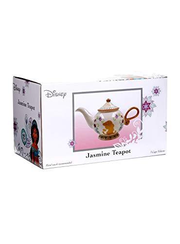 Hot Topic Disney Aladdin Jasmine Teapot