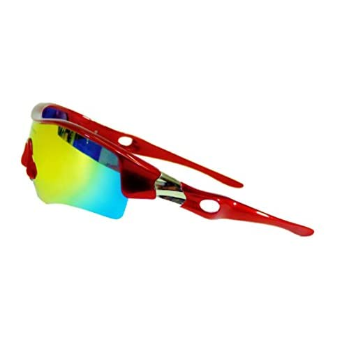 9892a79d65e8 lovely WIND RUNNERZ XT6047A Polarized UV400 REVO Coated Sunglasses Unisex  Fishing Biking!