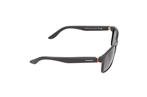 42a3edf2df7 Carrera 8002 S Sunglasses-0DL5 Matte Black (TD Gray Polarized Lens ...