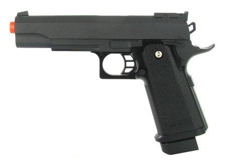 galaxy g6 1911 metal spring airsoft pistol bb hand gun(Airsoft Gun)