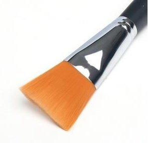 Hansderma SkinSoft Facial Mask Brush (Body ()