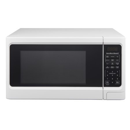 Hamilton Beach 1.1 cu ft Digital Microwave Oven, White by Hamilton Beach' (Image #2)