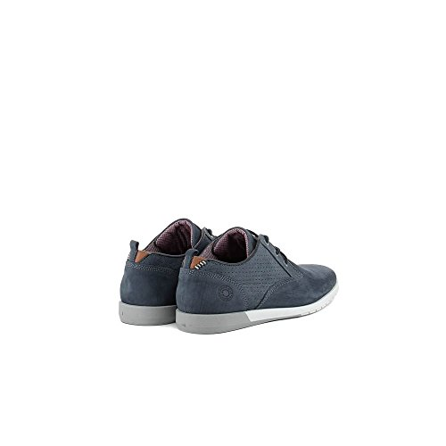 Bullboxer 631-K2-5987A Zapatos de cordones Hombre azul, EU 46
