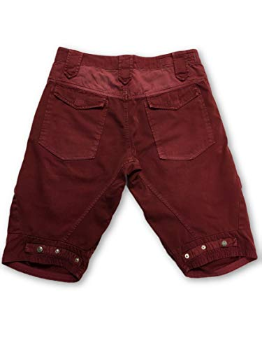Bermuda Cotton Shorts Girbaud Size Red Whipshort W34 HRHqwzd