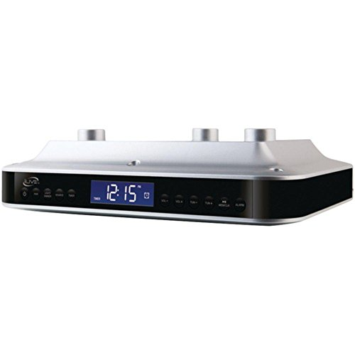ILIVE iKB333S Under-Cabinet Bluetooth(R) Digital Radio consumer electronics Electronics
