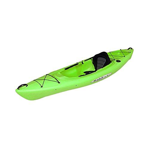 Malibu Kayaks Sierra 10 Fish and Dive Kayak, Lime