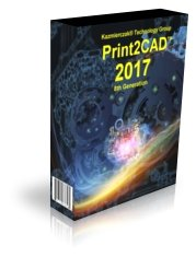 Print2CAD 2017, 8th Generation