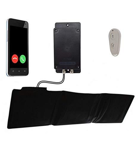 3G GSM Remote Ultradial Pressure Mat Alarm (No Sim Card)