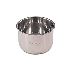 Genuine Instant Pot Stainless Steel Inner Cooking Pot Mini 3 Quart