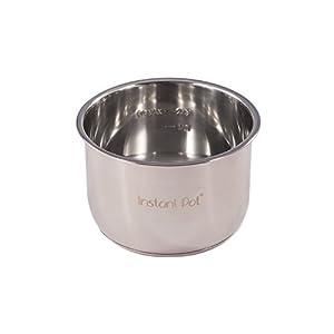 Genuine Instant Pot Stainless Steel Inner Cooking Pot Mini 3 Quart