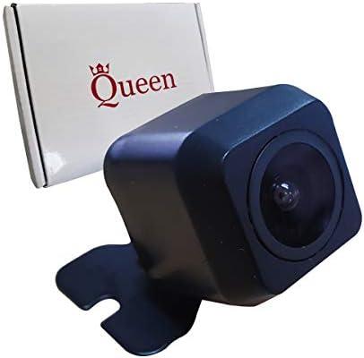 [スポンサー プロダクト]Queen製 42万画素 バックカメラ 正像鏡像切り替え可能 ガイドラインON/OFF