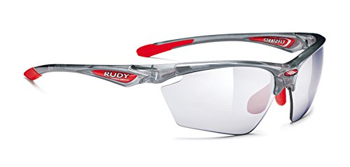 Lunettes Rudy Project Stratofly Gris-Rouge 2017
