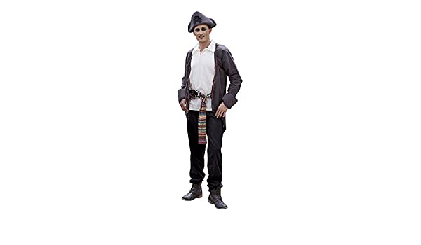Limit Sport - Disfraz de Pirata hombre Dreams, para hombre, talla ...
