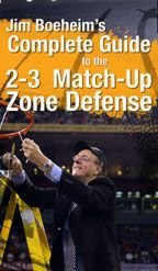 Jim Boeheim: Complete Guide to the 2-3 Match-Up Zone Defense (DVD)