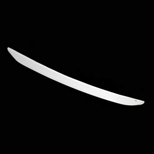 FidgetFidget Bonnet Lip Hood Lip Add On for Nissan Skyline R33 GTR GTS NI FRP Fiber Unpainted