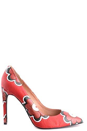 Jeffrey Leather Women's Red Pumps MCBI163003O Campbell qBqCvg