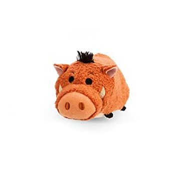 Disney mini peluche Tsum Tsum Le Roi Lion Pumba by Disney