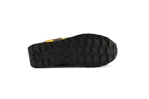 Sneaker Saucony Shadow BRN/ORG - Size:37,5