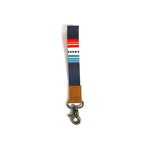 Thread Wallets - Cool Wrist Lanyards - Key Chain Holder (Midnight)