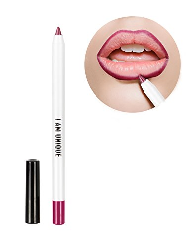 RealHer Defining, Anti-Feathering, No Bleeding, Wine Lip Liner - ''I Am Unique'' by RealHer