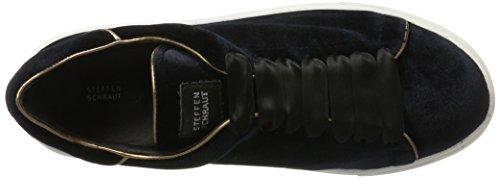 001 Femme 55 black Steffen Noir Road Chain Baskets Schraut xXUqU1v8