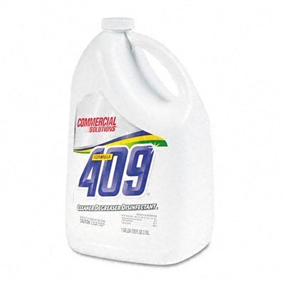 Clorox CLO 35300 Formula 409 1 Gallon Cleaner Degreaser/Disinfectant Bottle ()